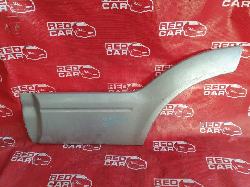 Накладка на дверь Daihatsu Terios J100G задняя левая (б/у)