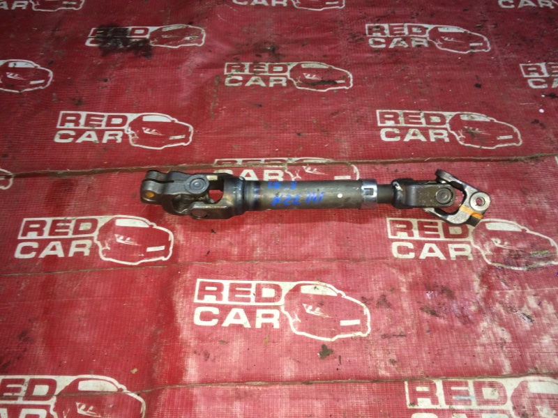 Рулевой карданчик Toyota Corolla Axio NZE144-6010485 1NZ 2008 (б/у)