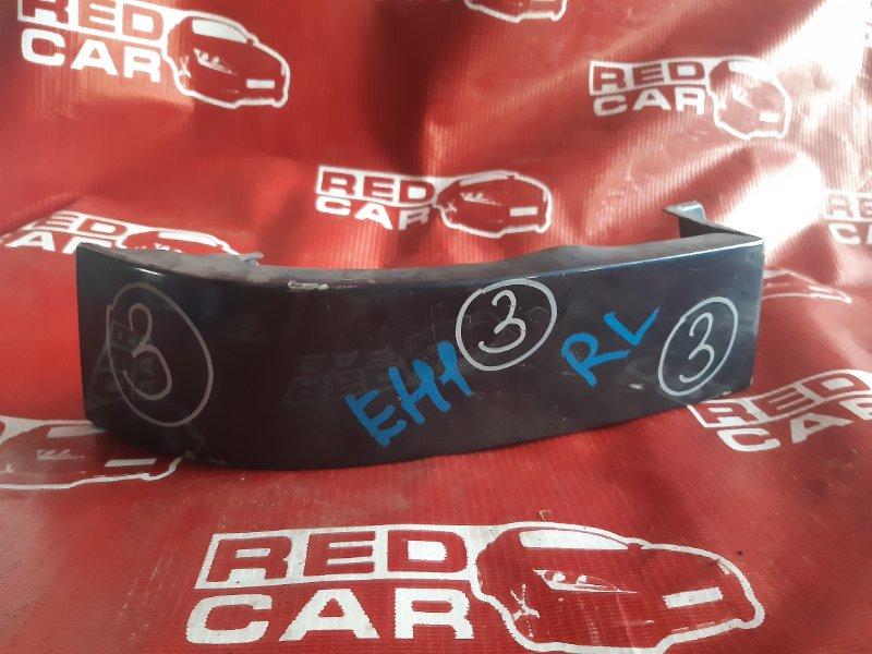 Планка под стоп Honda Civic Ferio EH1 задняя левая (б/у)
