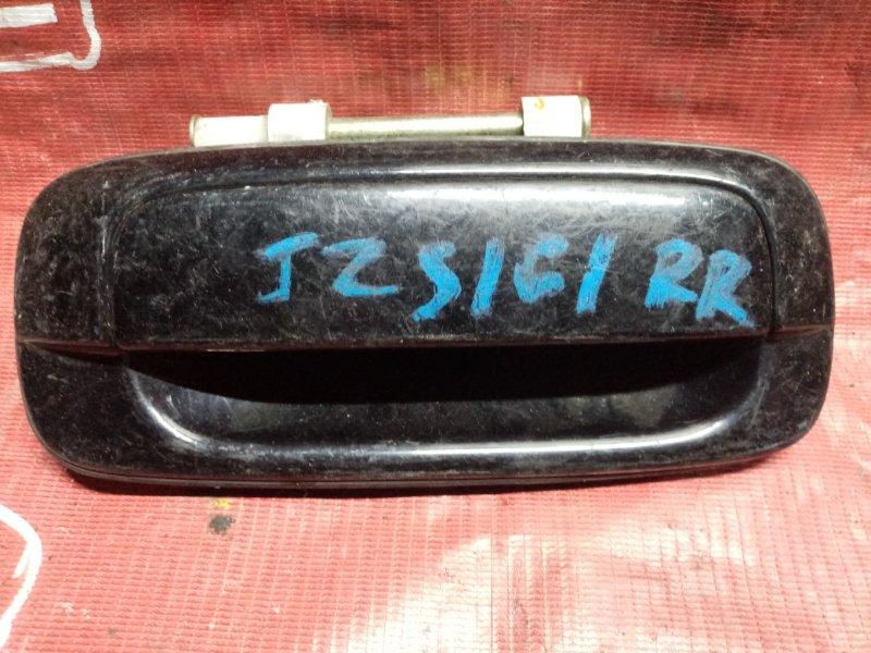 Ручка двери внешняя Toyota Aristo JZS161 задняя правая (б/у)