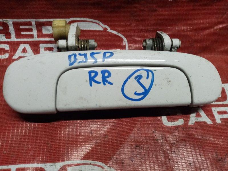 Ручка двери внешняя Mazda Familia BJ5P задняя правая (б/у)