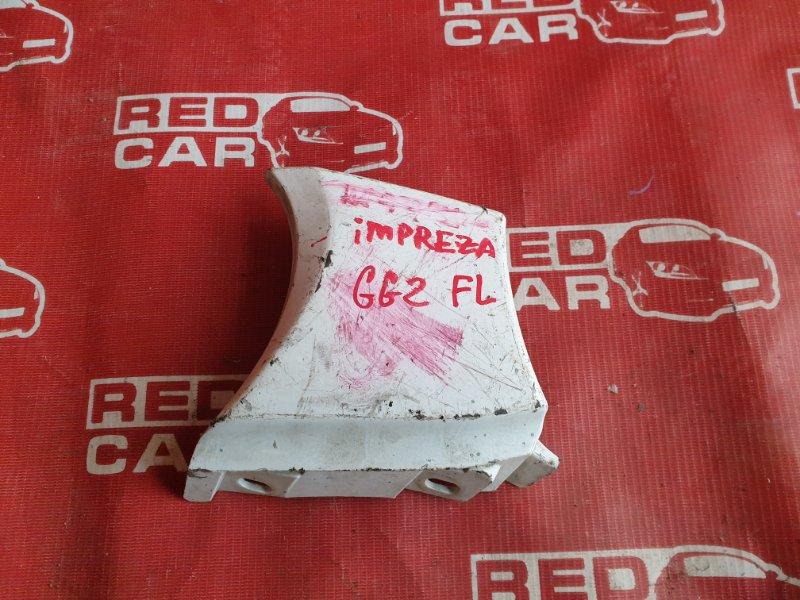 Накладка на крыло Subaru Impreza GG2 передняя левая (б/у)