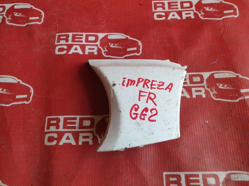 Накладка на крыло Subaru Impreza GG2 передняя правая (б/у)