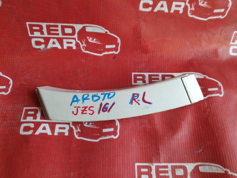 Накладка на крыло Toyota Aristo JZS161 задняя левая (б/у)