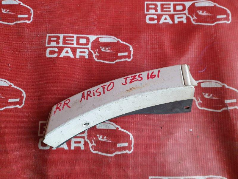 Накладка на крыло Toyota Aristo JZS161 задняя правая (б/у)