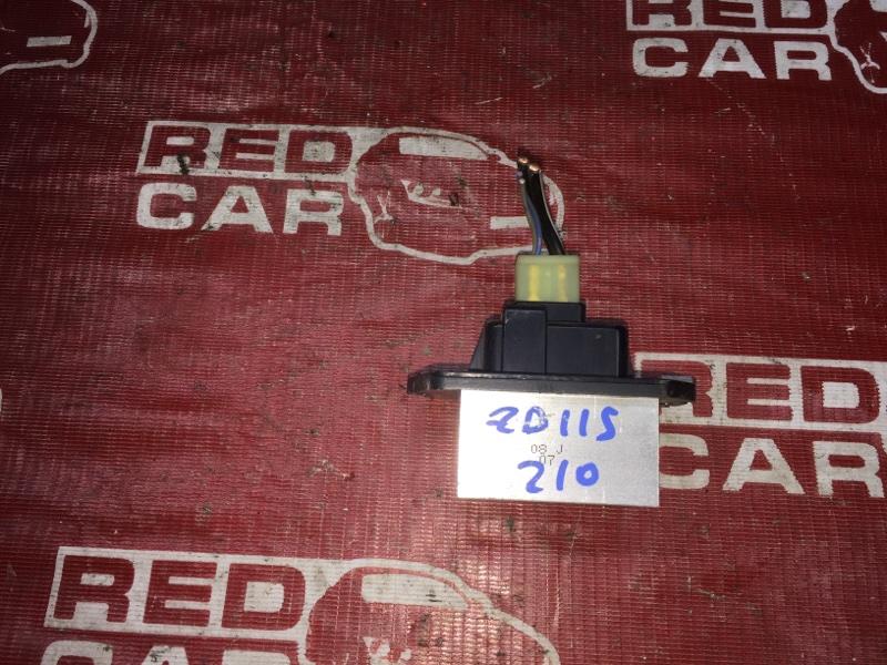 Реостат Suzuki Swift ZD11S-401509 M13A 2007 (б/у)