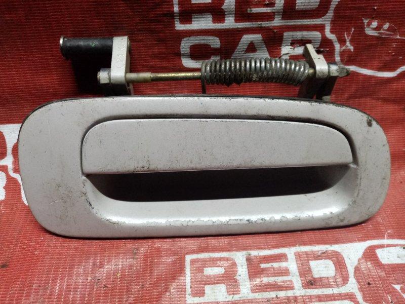 Ручка двери внешняя Toyota Cresta GX90 задняя правая (б/у)