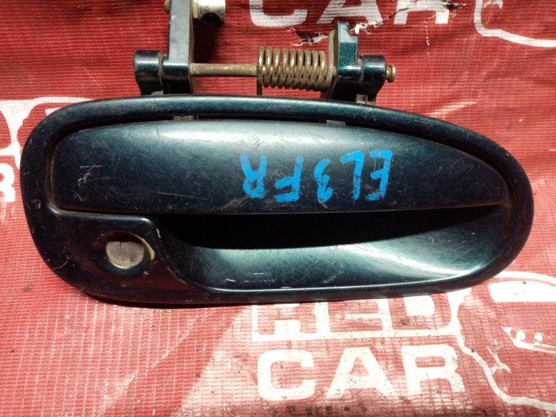 Ручка двери внешняя Honda Orthia EL3 передняя правая (б/у)