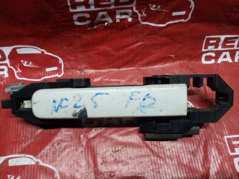 Ручка двери внешняя Nissan Serena NC25 передняя правая (б/у)