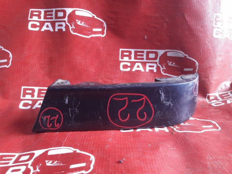 Планка под стоп Nissan Sunny FB15 задняя правая (б/у)
