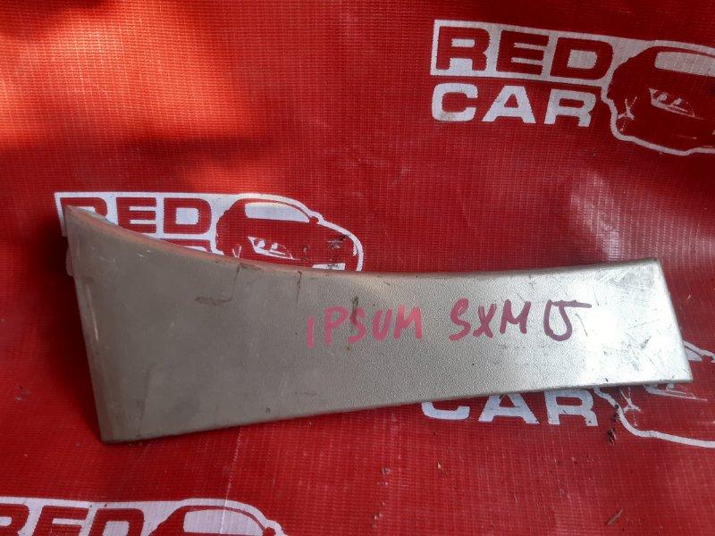 Накладка на крыло Toyota Ipsum SXM10 передняя правая (б/у)