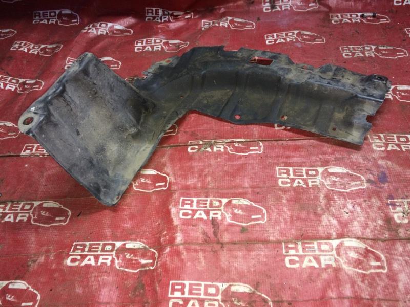 Защита двигателя Toyota Vitz NCP15-0018671 2NZ 2000 левая (б/у)