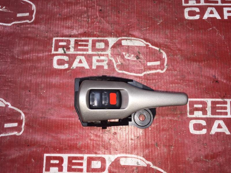 Ручка двери внутренняя Toyota Corolla Axio NZE144-6010485 1NZ 2008 передняя левая (б/у)