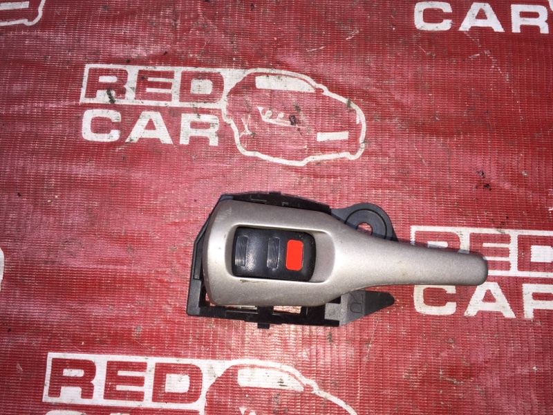 Ручка двери внутренняя Toyota Corolla Axio NZE144-6010485 1NZ 2008 задняя правая (б/у)
