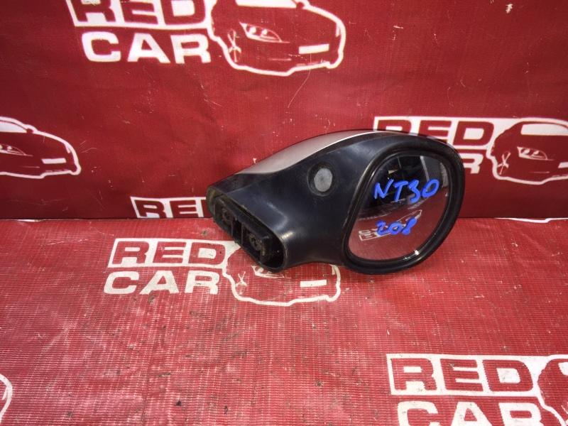 Зеркало на крыло Nissan X-Trail NT30-155511 QR20-588664A 2000 (б/у)