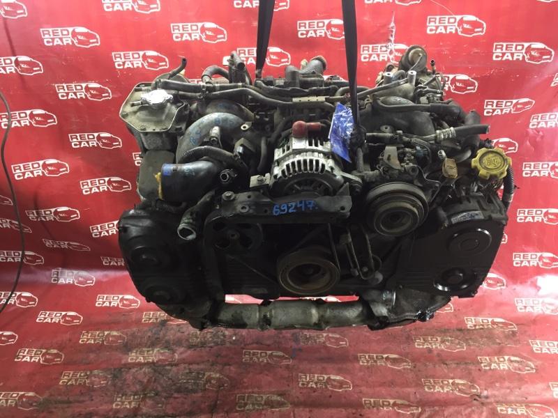 Двигатель Subaru Legacy BH5-181540 EJ20-B261736 2001 (б/у)