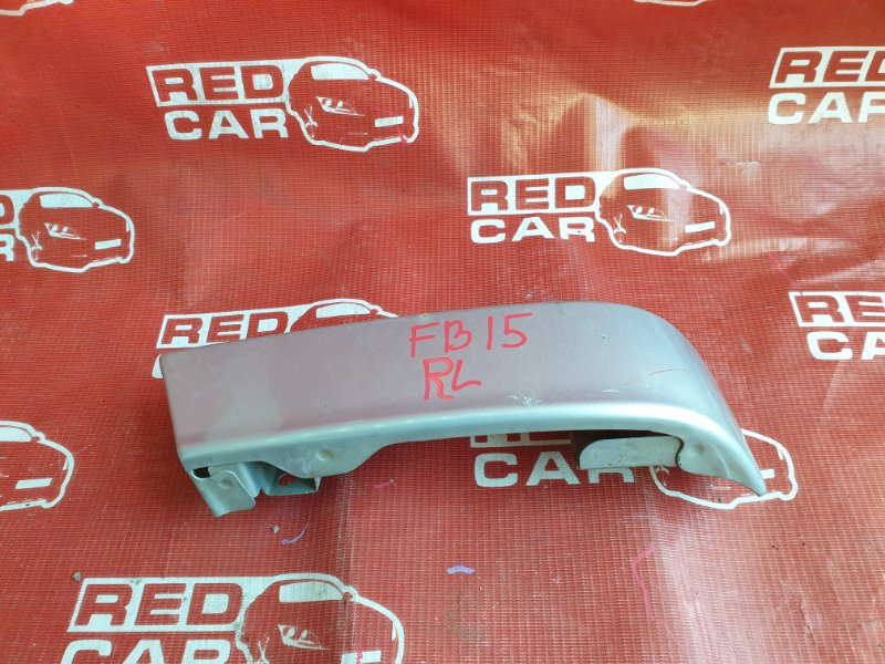 Планка под стоп Nissan Sunny FB15 задняя левая (б/у)