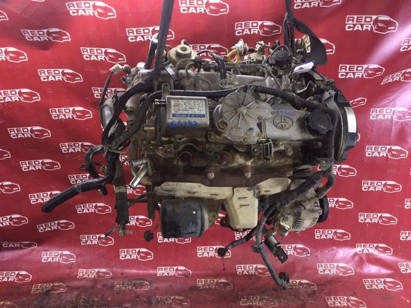 Двигатель Toyota Corolla CE100 2C (б/у)