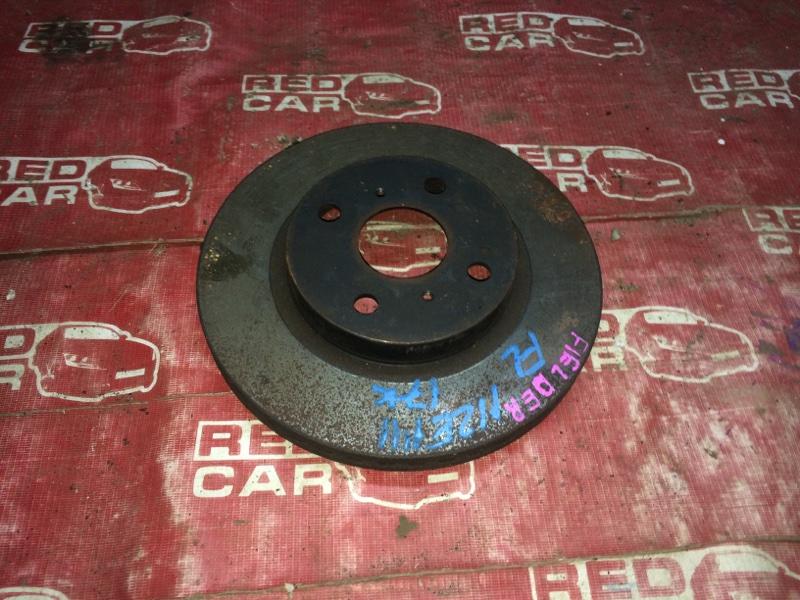 Тормозной диск Toyota Corolla Fielder NZE141 передний (б/у)