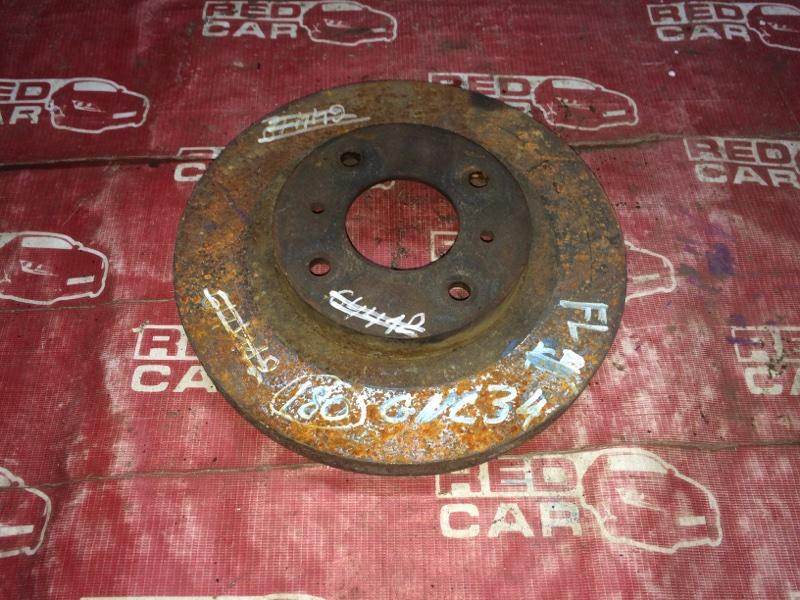 Тормозной диск Nissan Laurel GNC34-264885 RB25 1996 передний (б/у)