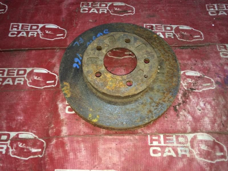 Тормозной диск Mazda Bongo Friendee SG5W-201753 J5 1998 передний (б/у)