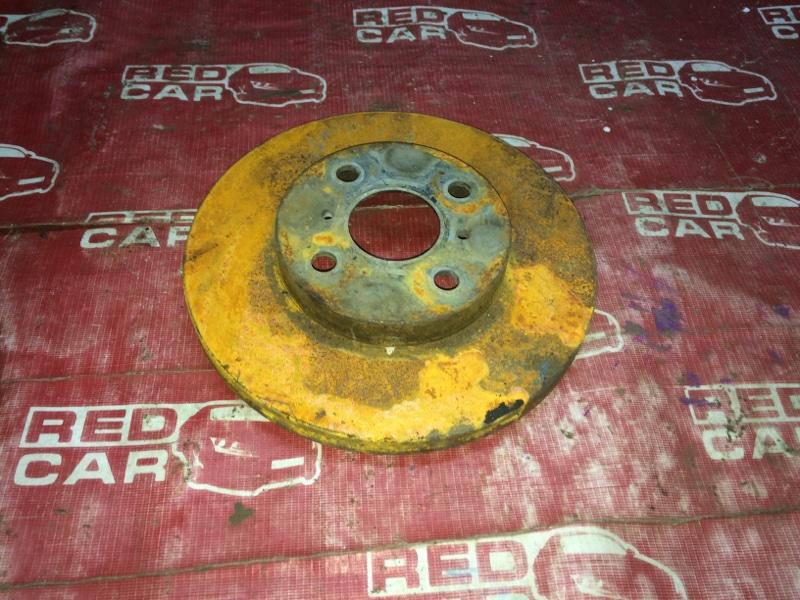 Тормозной диск Toyota Bb NCP31 передний (б/у)