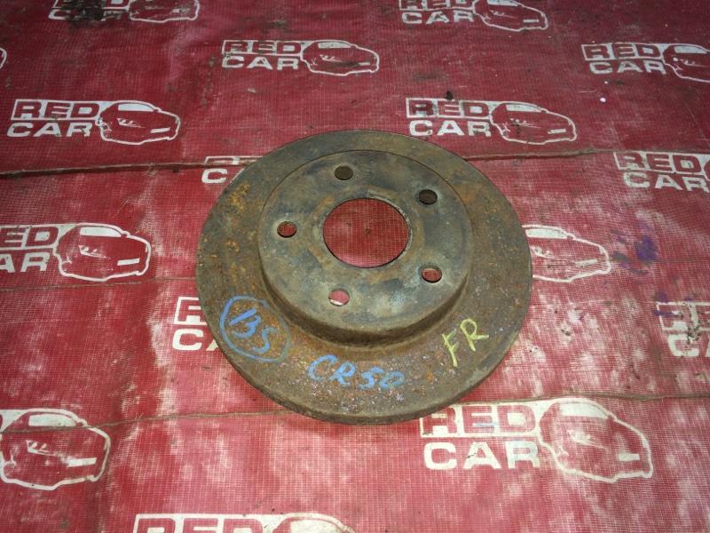 Тормозной диск Toyota Noah CR50-0019704 3C-T 1998 передний (б/у)