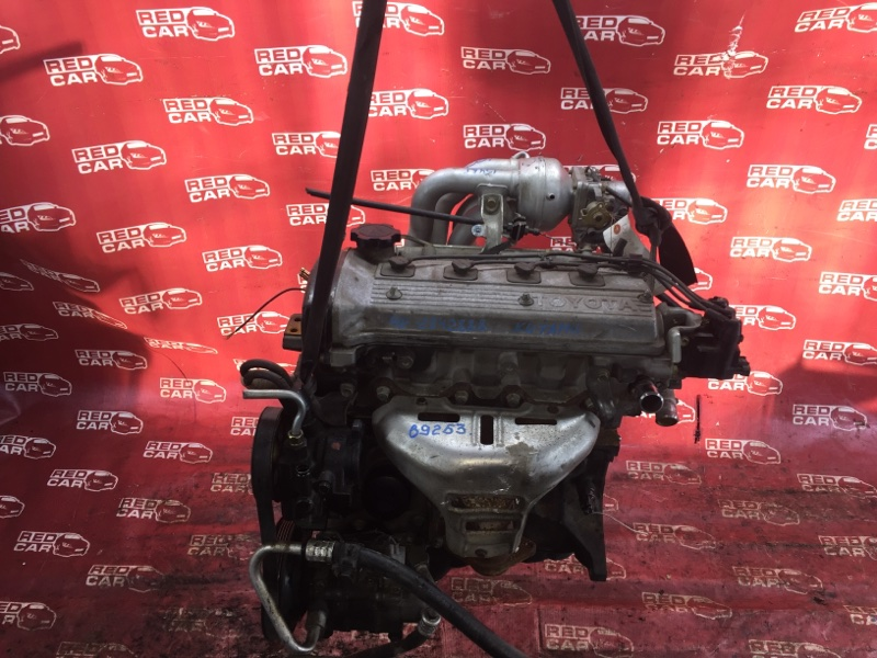 Двигатель Toyota Corsa EL51 4E (б/у)