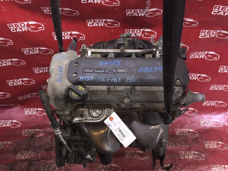 Двигатель Suzuki Swift ZD11S-401509 M13A-1967768 2007 (б/у)