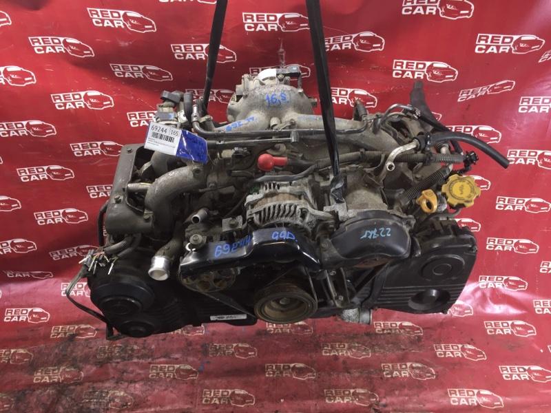 Двигатель Subaru Impreza GGD-002207 EL15-C885271 2006 (б/у)