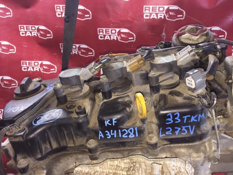 Двигатель Daihatsu Mira L275V-0000347 KF-A341281 2007 (б/у)