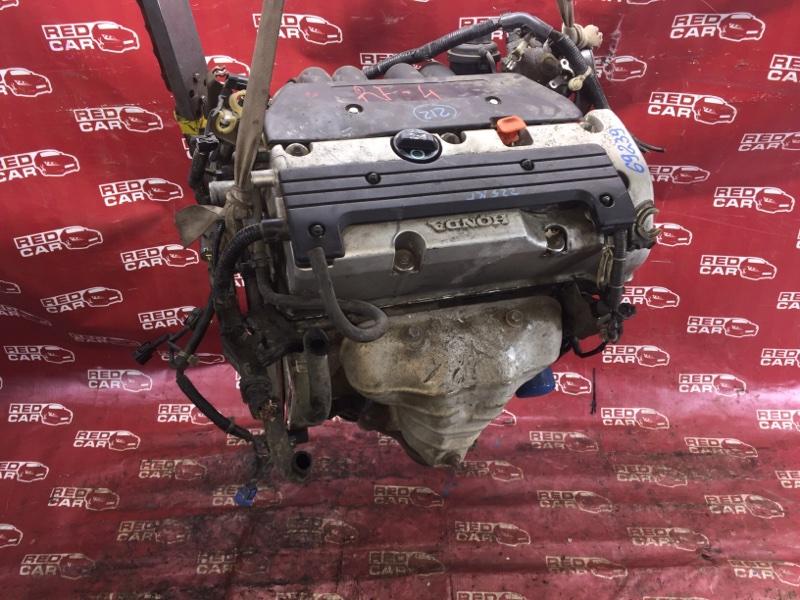 Двигатель Honda Stepwgn RF4-1021628 K20A-2105871 2002 (б/у)