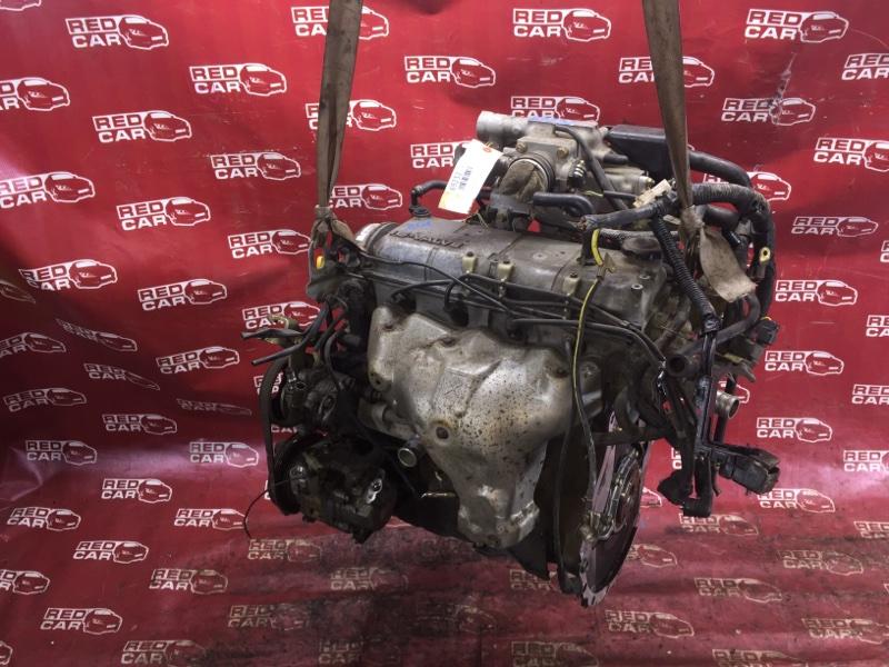 Двигатель Mazda Demio DW3W-147186 B3-489336 1997 (б/у)