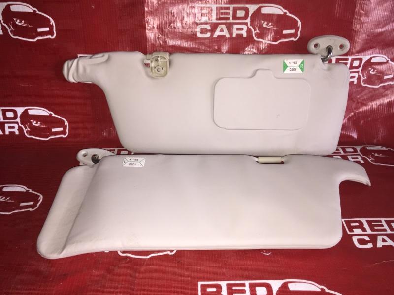 Козырек солнцезащитный Mazda Demio DW3W-147186 B3 1997 (б/у)