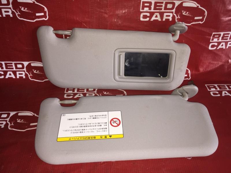 Козырек солнцезащитный Toyota Ractis NSP120-2009788 1NR 2011 (б/у)