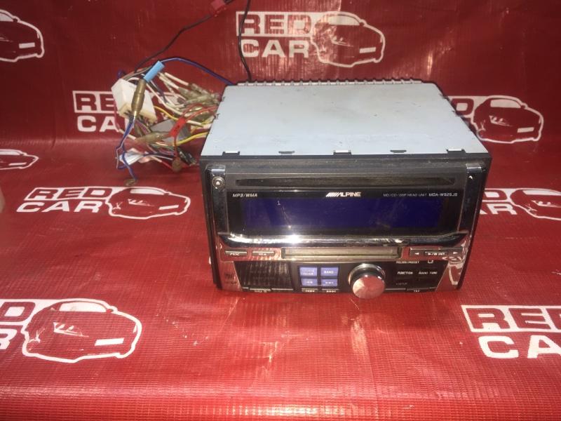 Магнитофон Subaru Legacy BH5-181540 EJ206 2001 (б/у)