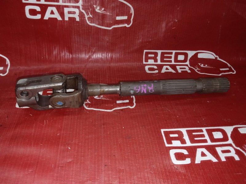 Рулевой карданчик Honda Stream RN6-1011525 R18A 2006 (б/у)