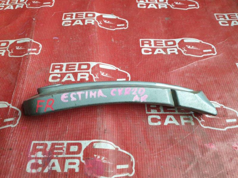 Накладка на крыло Toyota Estima CXR20 1993 передняя правая (б/у)