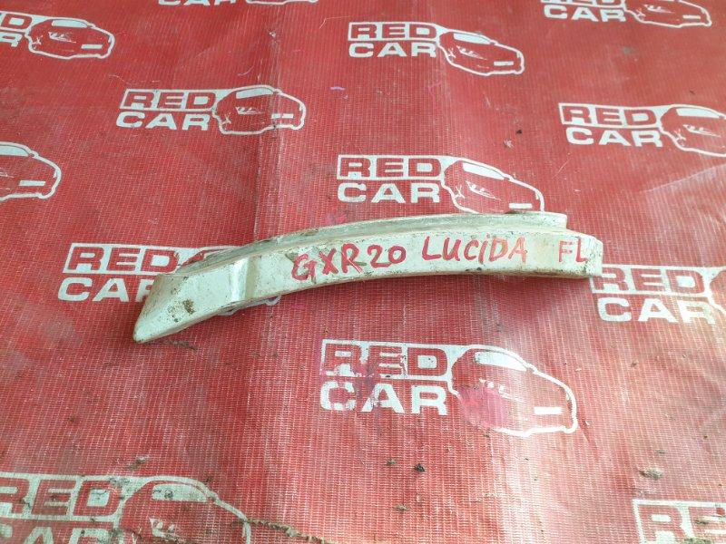 Накладка на крыло Toyota Estima Lucida CXR20 передняя левая (б/у)