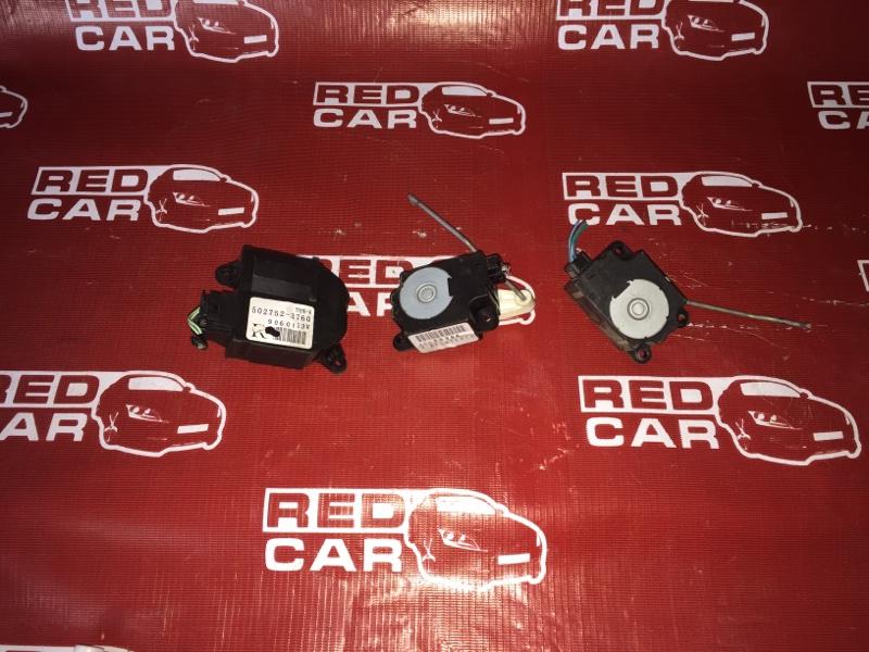 Сервопривод заслонок печки Subaru Impreza GE3-002749 EL15 2009 (б/у)