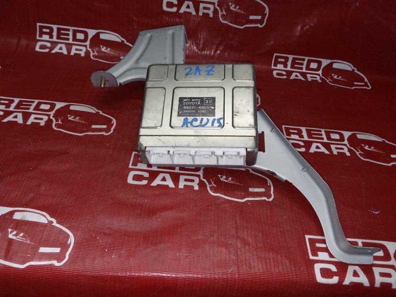 Блок управления дверьми Toyota Harrier ACU15 (б/у)