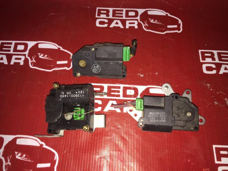 Сервопривод заслонок печки Honda Cr-V RD1-1087077 B20B 1996 (б/у)