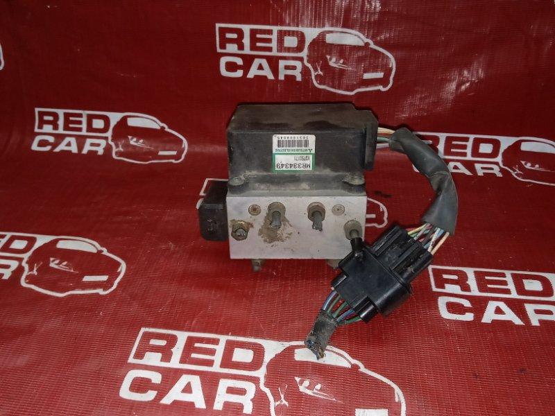 Блок abs Mitsubishi Pajero Mini H58A-0407550 4A30 2003 (б/у)