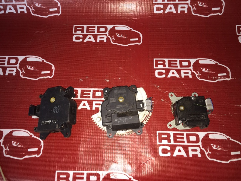 Сервопривод заслонок печки Toyota Mark X GRX120-0072217 4GR 2006 (б/у)