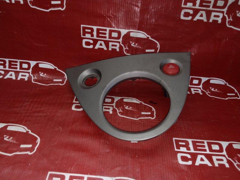 Консоль кпп Honda Civic EU1 D17A 2004 (б/у)