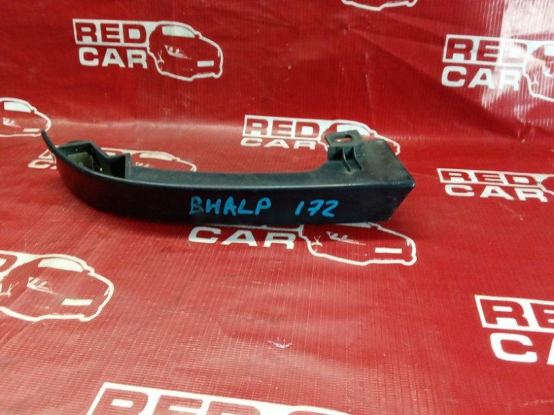 Планка под стоп Mazda Familia BHALP-147523 Z5 1995 правая (б/у)