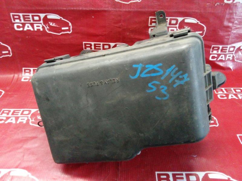 Блок предохранителей под капот Toyota Aristo JZS147-0008306 2JZ-GTE 1991 (б/у)
