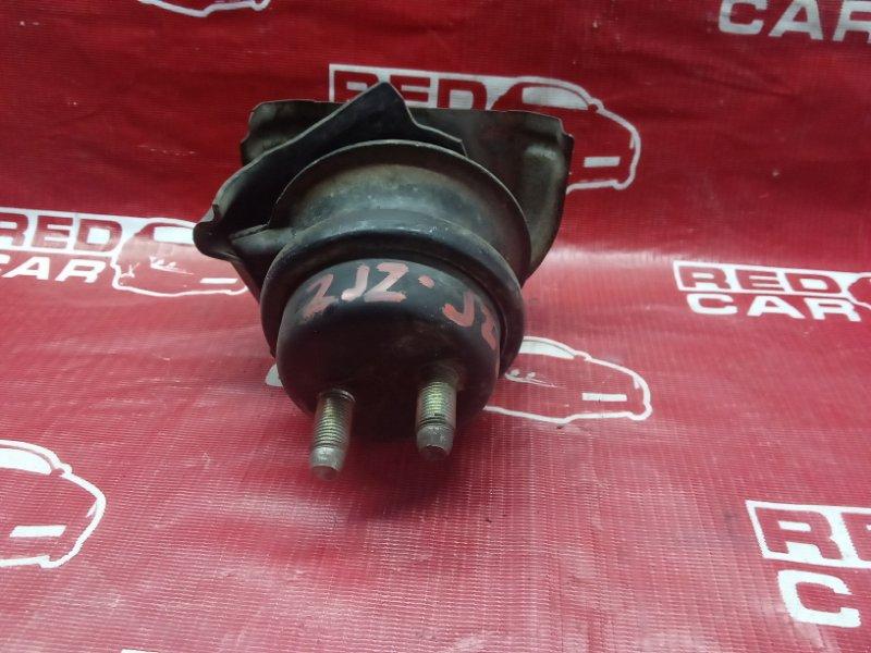 Подушка двигателя Toyota Aristo JZS160 2JZ правая (б/у)