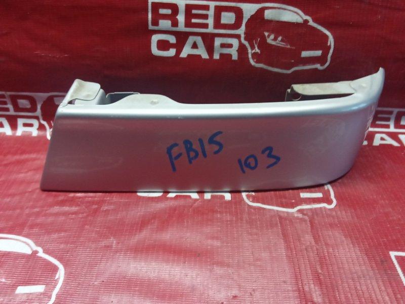 Планка под стоп Nissan Sunny FB15-110411 QG15 2000 правая (б/у)