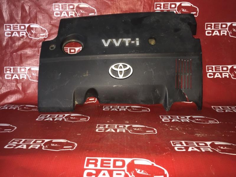 Декоративная крышка двс Toyota Corolla Axio NZE144-6010485 1NZ 2008 (б/у)